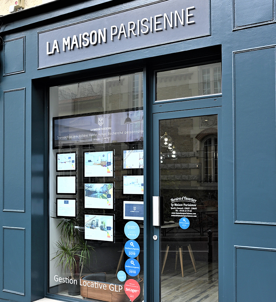 La maison parisienne